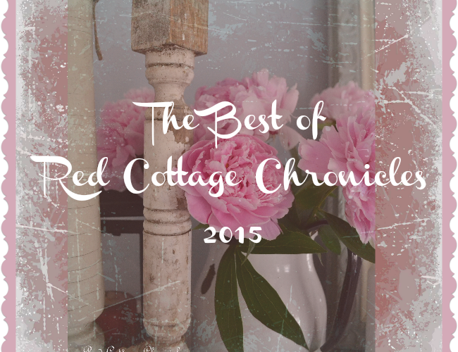 A round up of the most popular posts on Red Cottage Chrnoicles
