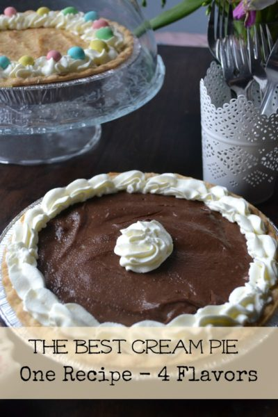 4 Reasons to Love Cream Pie!