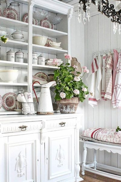 Gorgeous farmhouse style from Vibeke Designs