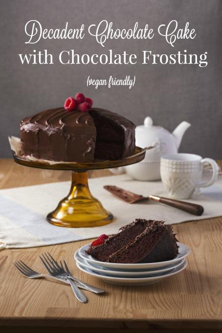 Pinterest Chocolate Cake
