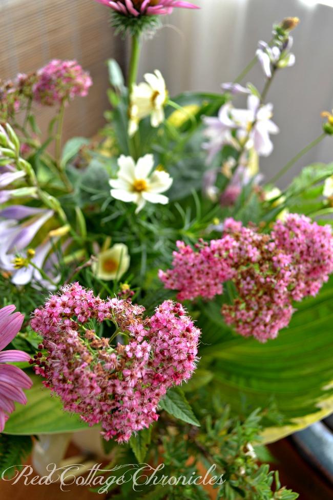 Easy Garden Flower Bouquet