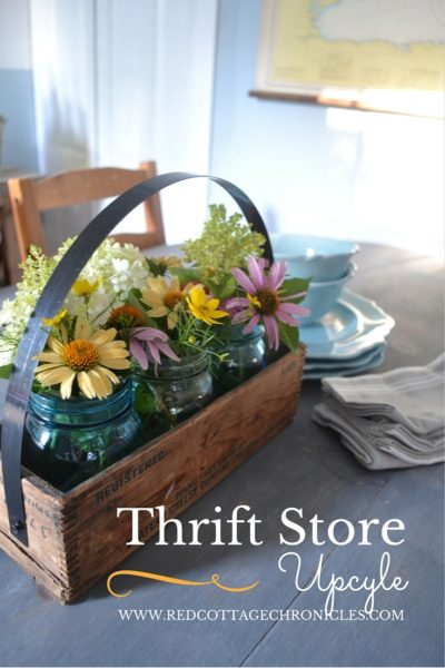 Thrift Store Upcycle - Fixer Upper