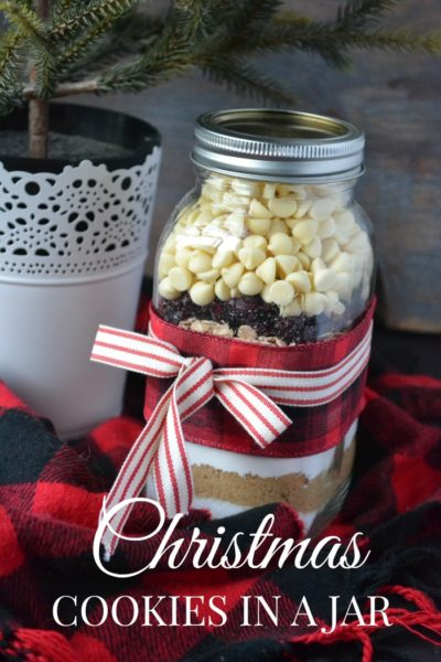 Taste of Home Tuesday – Cookies in a Jar