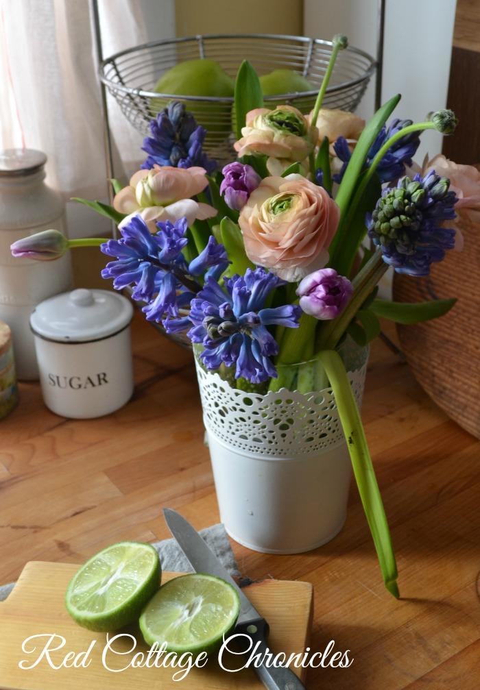 flower market bouquets