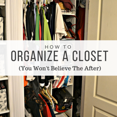 Make the Most of Your Closet Space