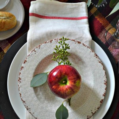 Thanksgiving Tablescape Bloghop