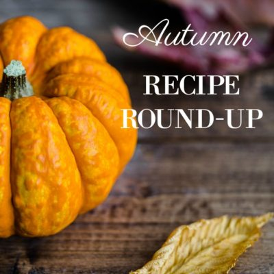 Favorite Autumn Recipes