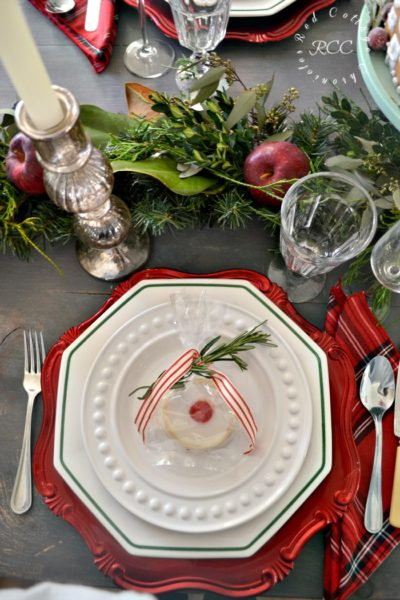 Christmas Tablescape Blog Hop