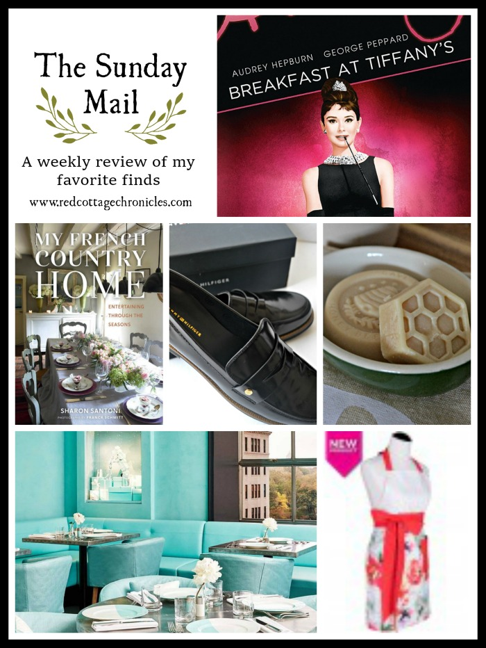 The Sunday Mail - Weekly Round Up - Blue Box Cafe