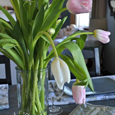 Celebrate the Ordinary – Everyday Tablescapes