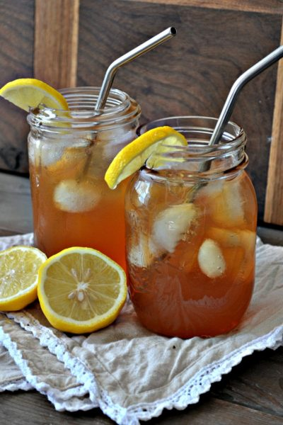 Spiked Honey Arnold Palmer