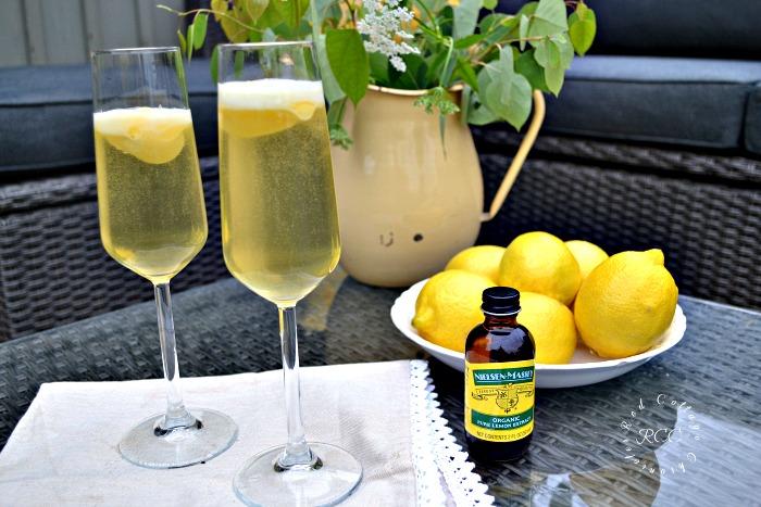 Lemon Cocktail - Italian Sgroppino
