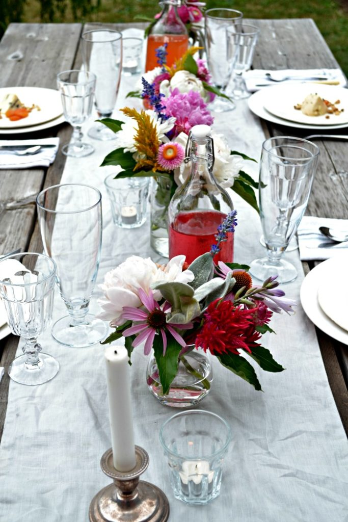 alfresco tablescapes