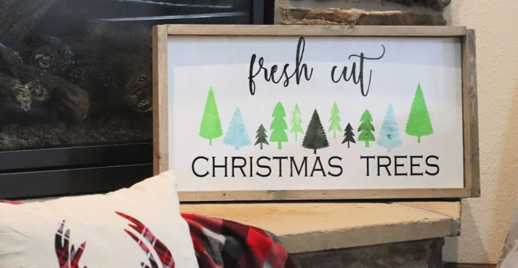 12 DIY Wood Christmas Decor Ideas