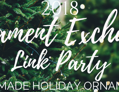 DIY Christmas Ornament Exchange Link Party