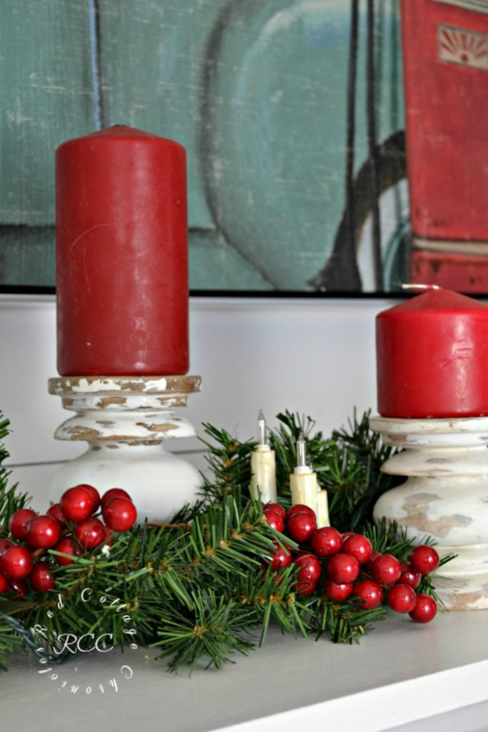 Christmas Mantel Decor Ideas