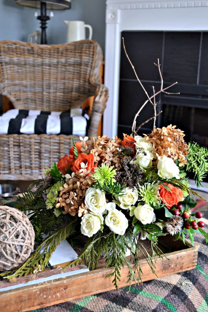 DIY Floral Arrangements