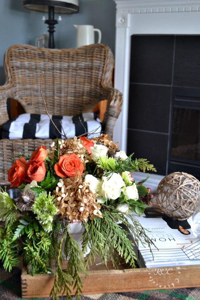 DIY Floral Arrangements