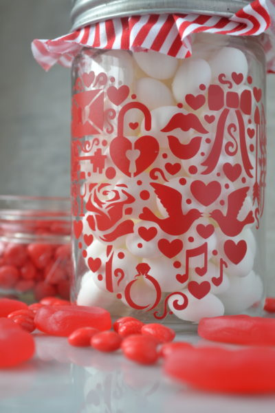 Valentine Mason Jar Ideas