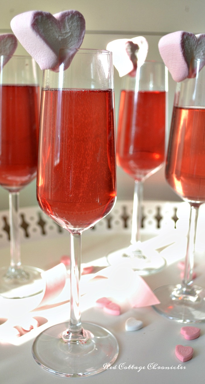 Sparkling Wine Cocktail recipe