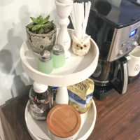 Easy DIY Kitchen Caddy
