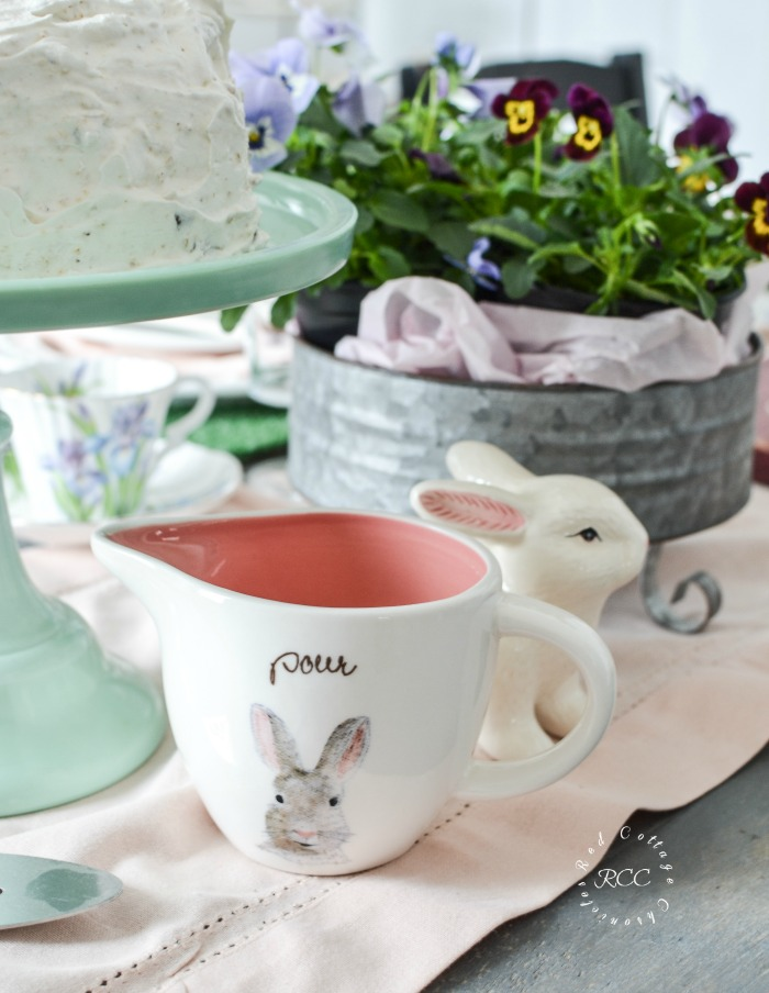 Easter Tablescapes Blog Hop