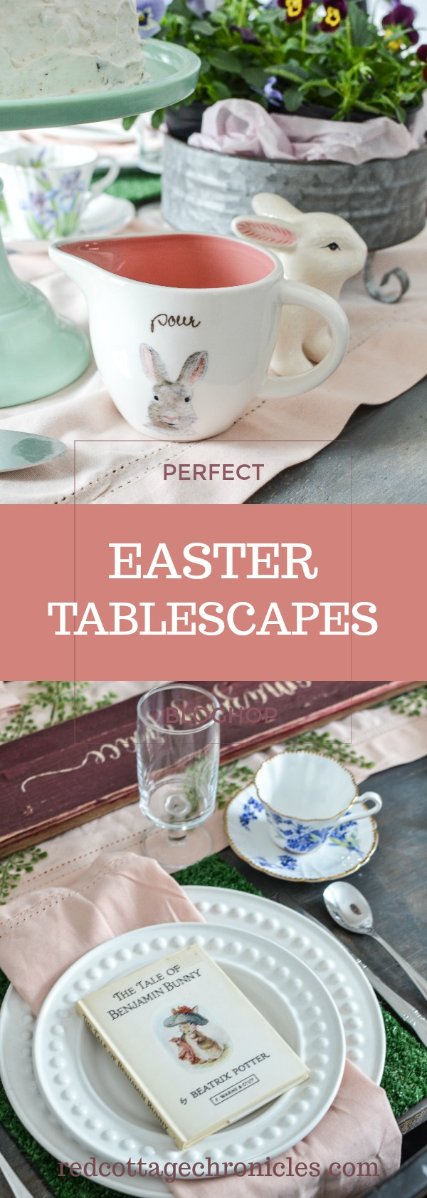 23 Easter Tablescapes