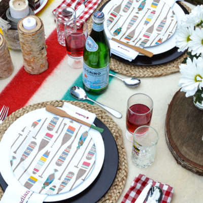 Patriotic Tablescape Blog Hop