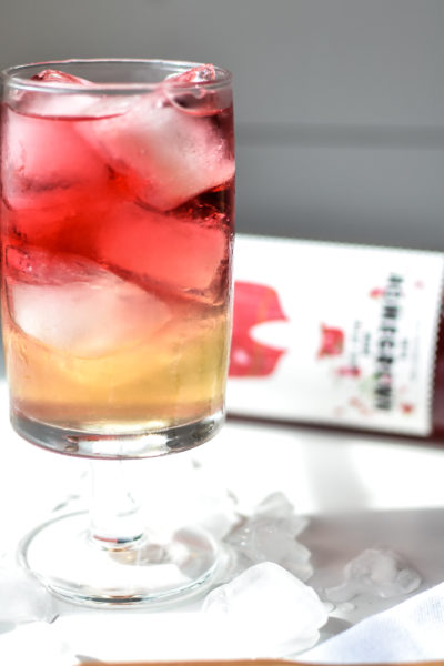 Summer Cocktails – Canadian Sunset