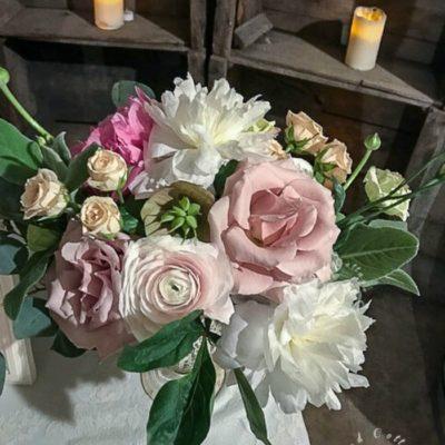 Market FLower Monday Wedding Shower Centrepieces
