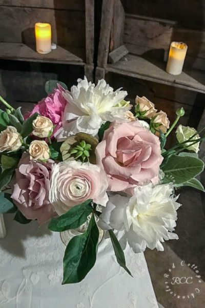 ideas for wedding shower centerpieces
