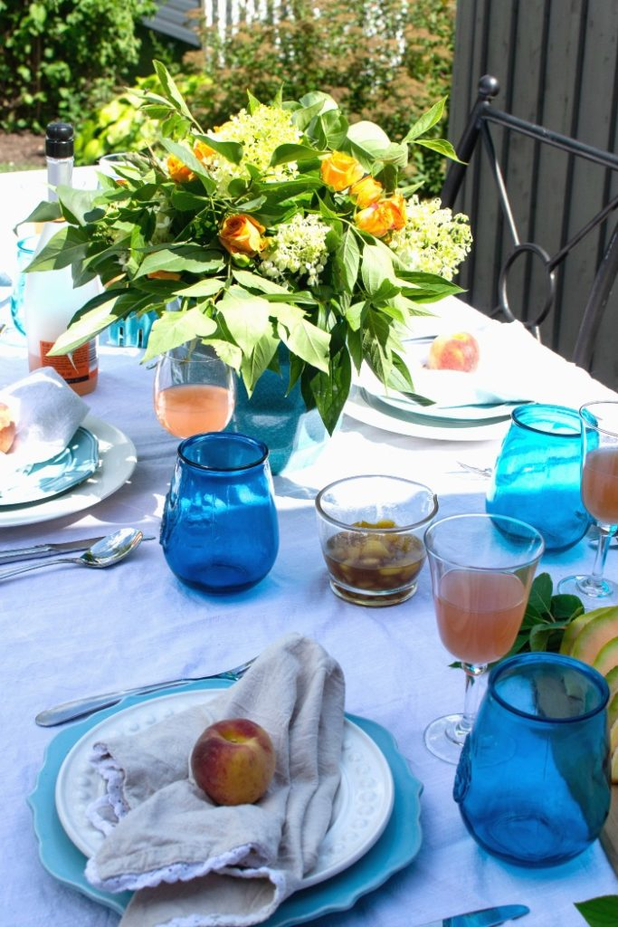 no-fuss summer entertaining ideas