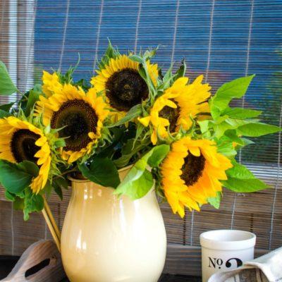 How to make Sunflower Arrangements