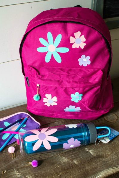 custom school supplies for girls