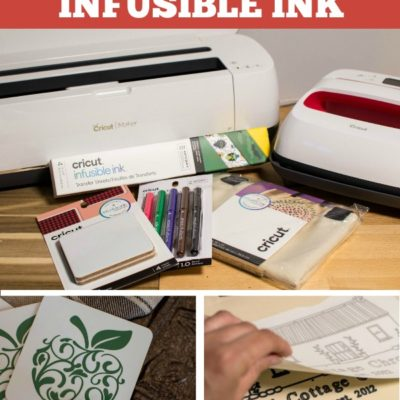 How to Use Cricut Infusible Ink Sheets and Markers