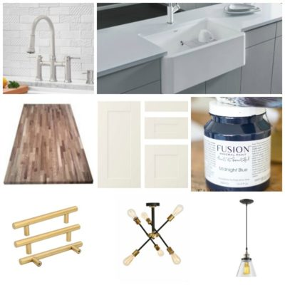 ORC Week 2 – Kitchen Mood Board