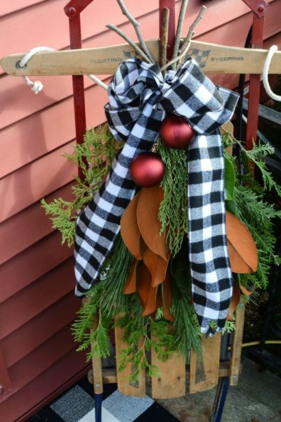 Christmas Porch Decor Ideas