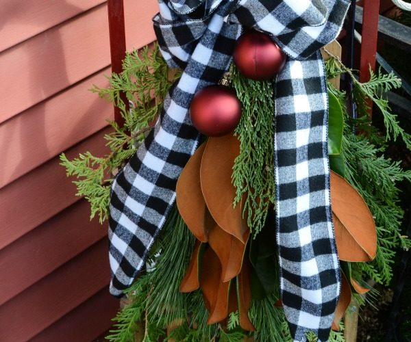 Christmas Porch Decor Ideas