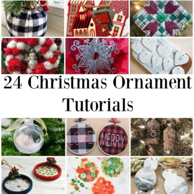 2019 Christmas Ornament Exchange Link Party