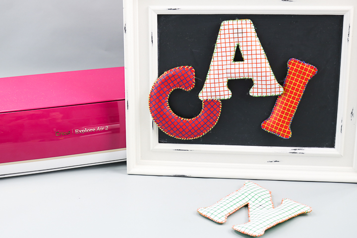 Make Your Own Fridge Magnets with a Cricut