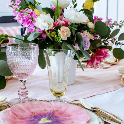 Spring Table Décor: 10 Things You Need to Know
