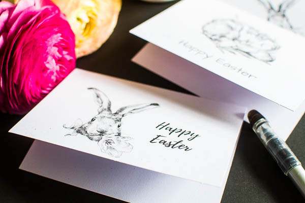 Free Printable Easter Card pdf