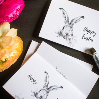 Why Not Send an Easter Card This Year – Free Printable