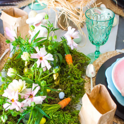 How to Style an Easter Table the Kids Will Love