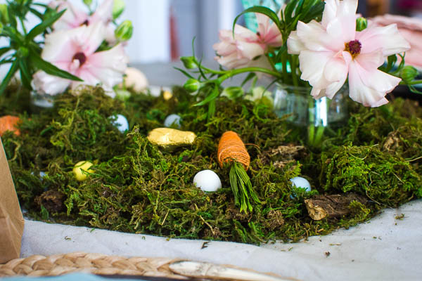 Easter tablescape ideas for kids