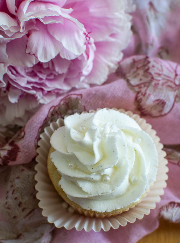 Vanilla Bean Cupcake Recipe