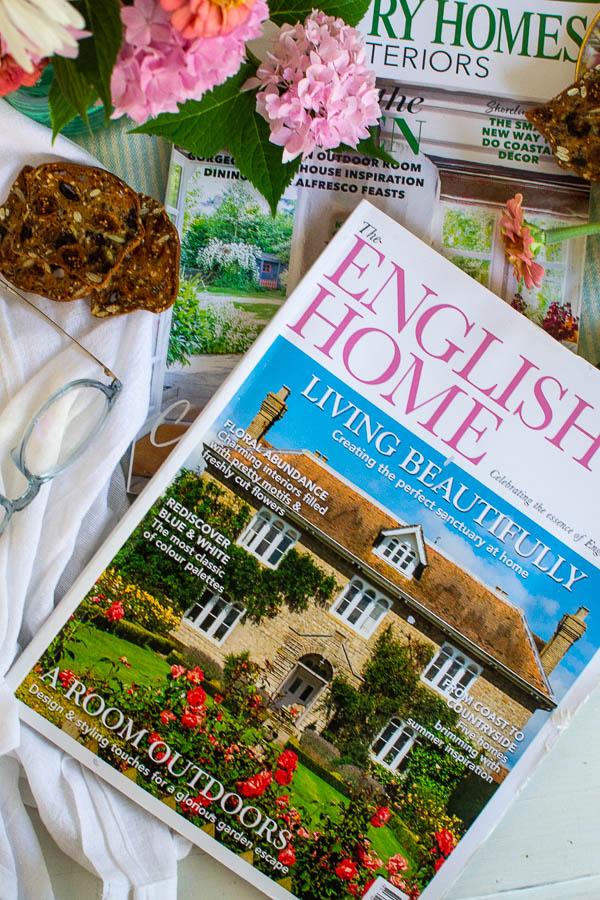 English Country Decor Magazines