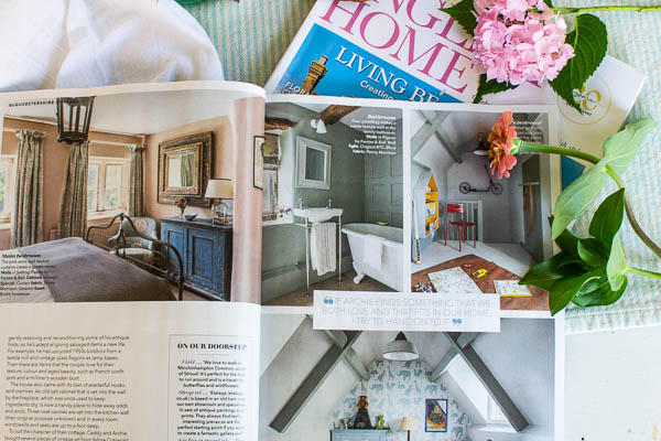3 English Country Decor magazines to inspire your interiors