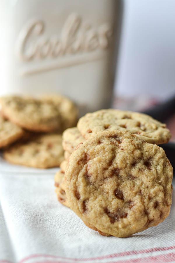 Brickle Drop Cookie Recipe