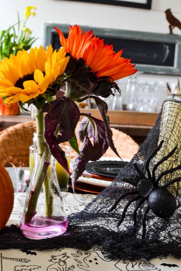 Hallowen Table Decorations